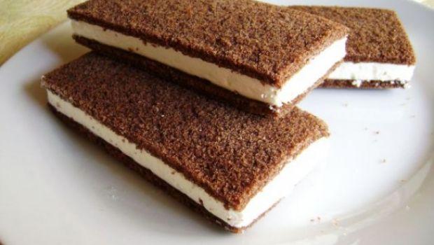 La ricetta della torta Kinder fetta a latte golosa e gustosa