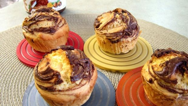 Come preparare i muffin alla nutella, un dolce che piace davvero a tutti