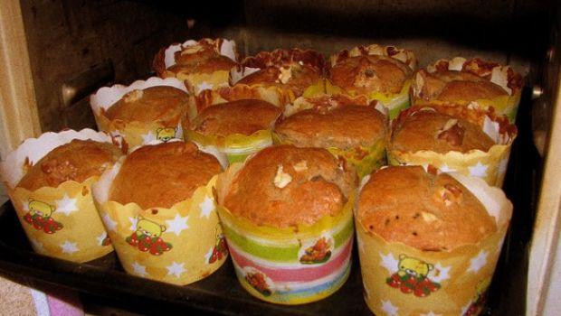 La ricetta dei muffin salati da arricchire con ortaggi e carni