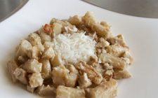 Ricetta facile e veloce del pollo agli agrumi con il riso basmati