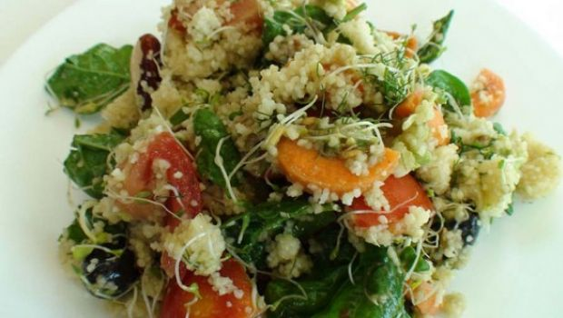 Come fare il cous cous di verdure con la ricetta tradizionale