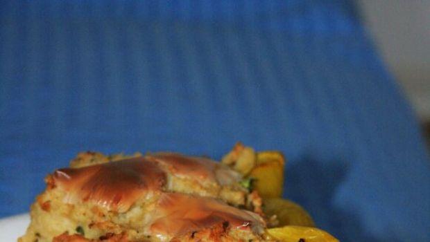 La ricetta dei peperoni ripieni di verdure da fare al forno