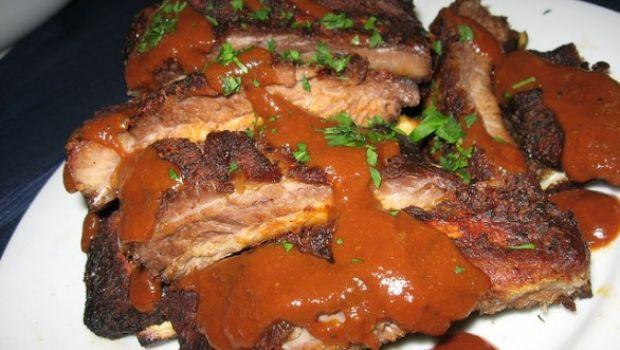 La ricetta della salsa barbecue all'americana da fare con il bimby
