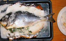 La ricetta della spigola al sale al forno e i tempi di cottura