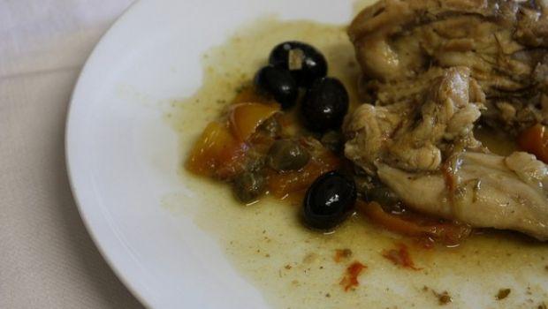 Ecco la ricetta del coniglio alla ligure al forno nella versione originale