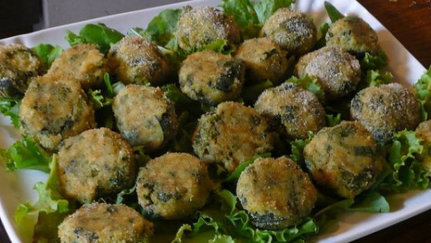 La ricetta facile delle polpette di spinaci e ricotta