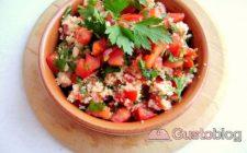 Il tabulè con la ricetta originale libanese, ecco la nostra fotoricetta
