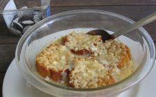 La ricetta della zuppa di cipolle alla francese da fare con il Bimby