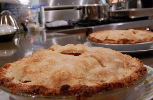 La ricetta dell'apple pie originale da fare con il Bimby