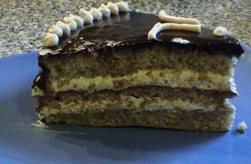 La ricetta della torta kinder pinguì da fare in casa