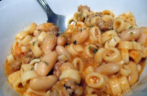 La ricetta della pasta e fagioli facile secondo la tradizione