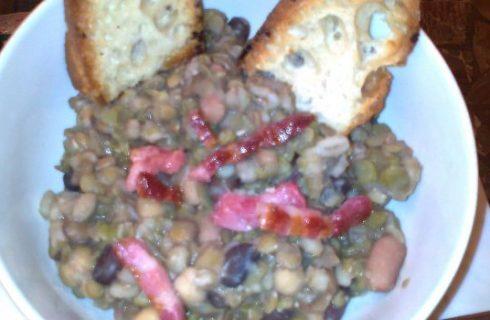 Zuppa toscana con il farro, la ricetta per farla con la pentola a pressione