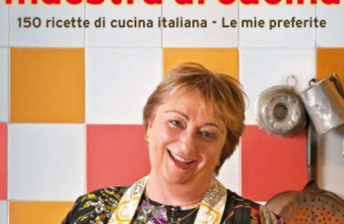 Le ricette della maestra di cucina di Alessandra Spisni, recensione di un ricettario fatto con il cuore
