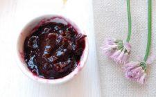 La marmellata di uva nella ricetta con il Bimby