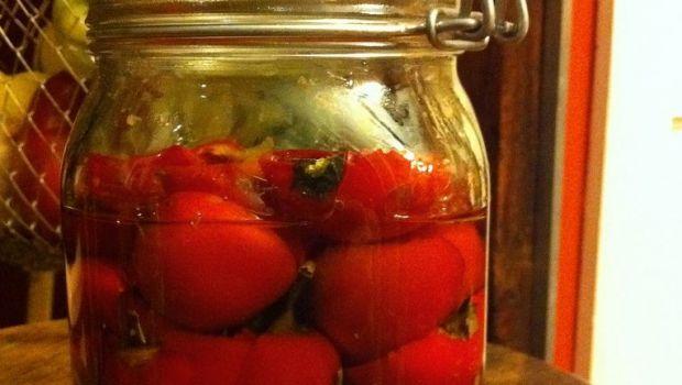 I peperoncini piccanti nelle ricette sott'olio e ripieni