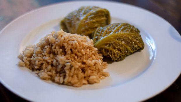 Gli involtini di verza e riso vegetariani con la ricetta leggera
