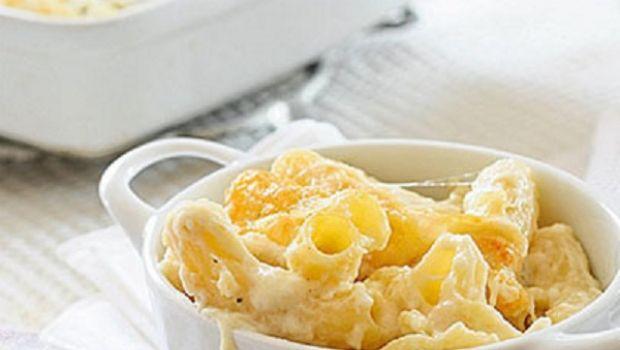 Maccheroni al formaggio al forno, la ricetta americana
