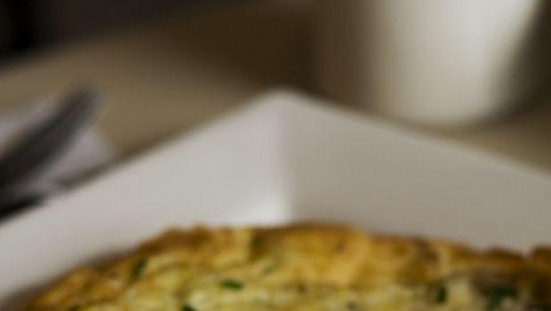 Come fare la frittata al forno con zucchine e pancetta