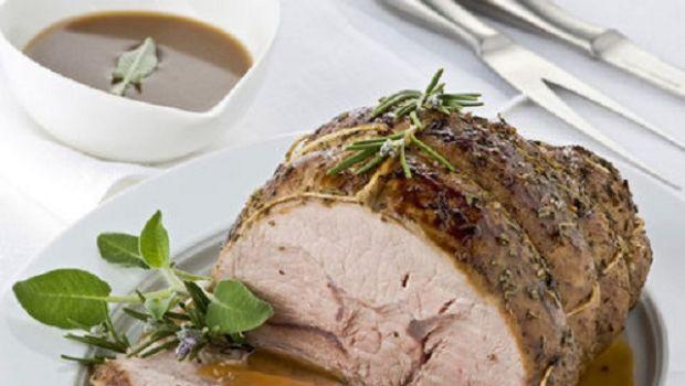 La ricetta dell'arrosto di vitello al forno facile da fare