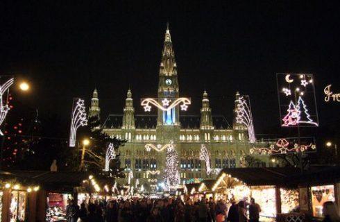 Le migliori specialità culinarie di Vienna in occasione dei mercatini di Natale