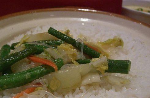 Riso basmati, il segreto della cottura perfetta e la ricetta con le verdure