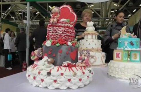 I segreti del cake design svelati da Zoe Clark a The Cake show