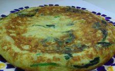 La ricetta della frittata di spinaci e patate da fare con il Bimby