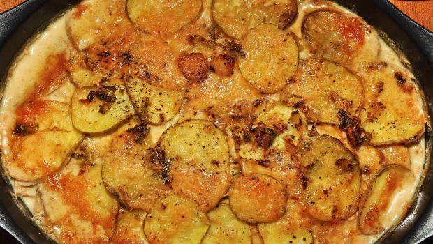 La parmigiana di patate da fare al forno per stupire gli ospiti