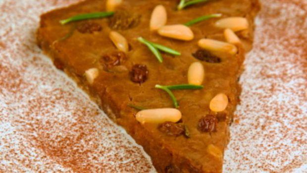 La ricetta del castagnaccio dolce e morbido con il Bimby