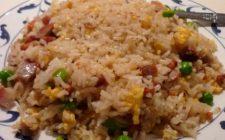Il riso alla cantonese da fare con la ricetta originale cinese