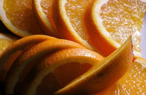 Arance, due ricette per gli antipasti natalizi