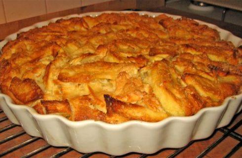 La ricetta della torta di mele senza burro
