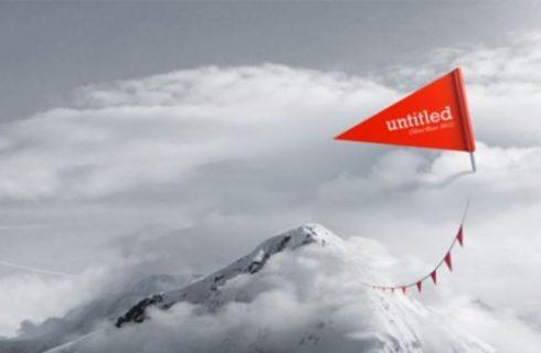 Vista sul Monte Bianco per il ristorante della fine del mondo aperto proprio oggi