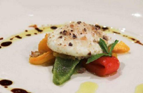 Ricette di MasterChef Italia 2 della terza puntata: ravioli euro-asiatici di astici e fondina di peperoni con uovo in camicia