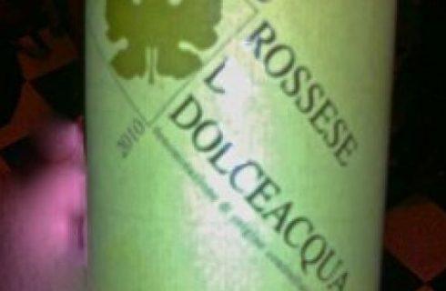 Rossese di Dolceacqua, il vino rosso che si abbina al pesce
