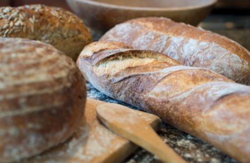 Il pane con la farina 0 per la ricetta con la lievitazione perfetta