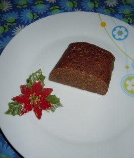 La ricetta del salame dolce senza glutine