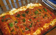 La ricetta dei cannelloni napoletani al forno con ricotta