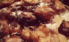 Le fritole veneziane ripiene con la ricetta originale per Carnevale
