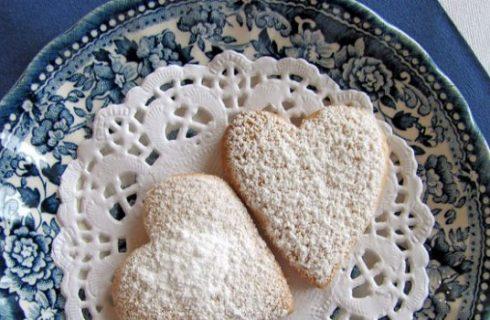 Come fare i biscotti a cuore per San Valentino con la ricetta facile