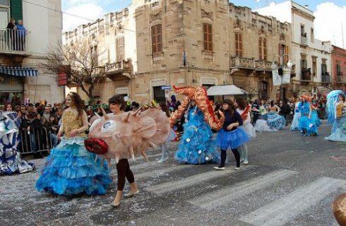Dove mangiare a Putignano per il Carnevale