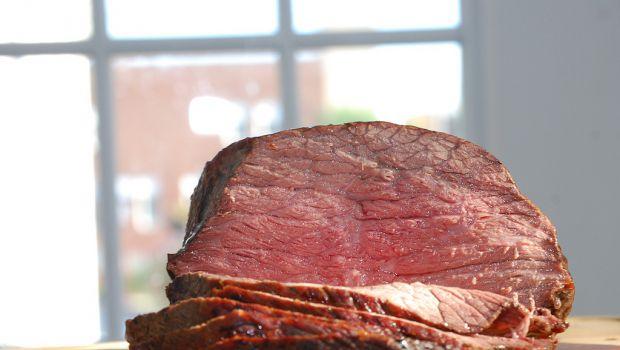 Il roast beef con la ricetta per il Bimby