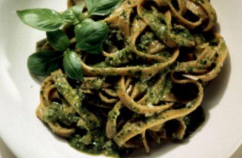 Le trenette alla genovese con la ricetta tradizionale