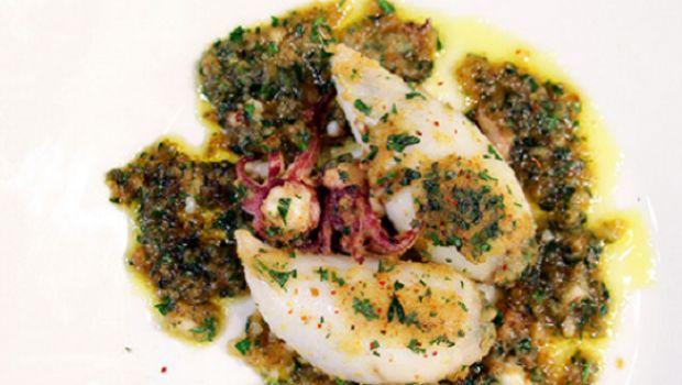 Ricette di MasterChef Italia 2 decima puntata: ricette di pesce con calamari e cozze