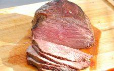 La ricetta del roast beef al latte facile da fare