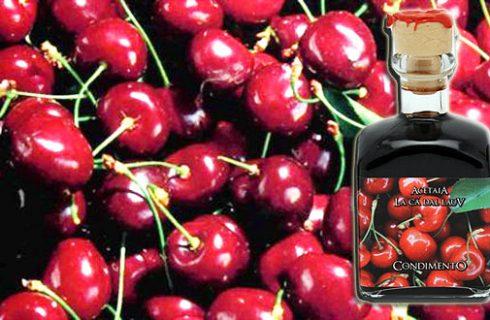 L'aceto di ciliegie dell'acetaia Cà dal Lauv, la prova di Gustoblog