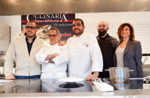Culinaria 2013 a Roma, il gusto dell'identità in scena alla Garbatella
