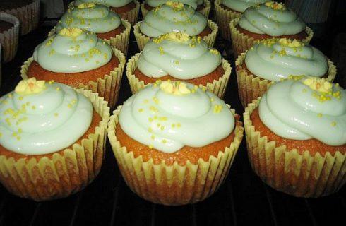 La ricetta delle cupcakes mimosa per la festa della donna