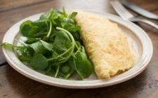 La ricetta della omelette al formaggio perfetta