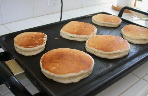I pancake salati con la ricetta originale americana